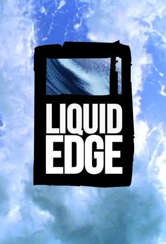 Liquid Edge Poster