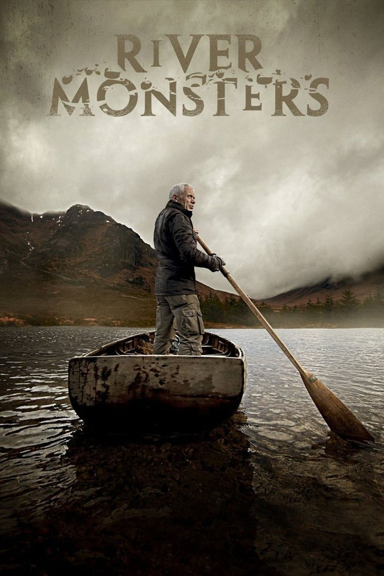 River Monsters Poster
