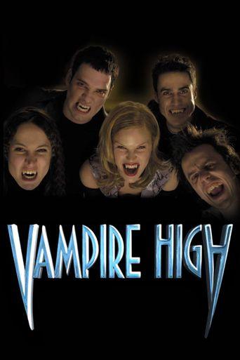 Vampire High Poster