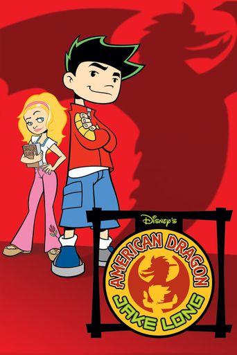 American Dragon: Jake Long Poster