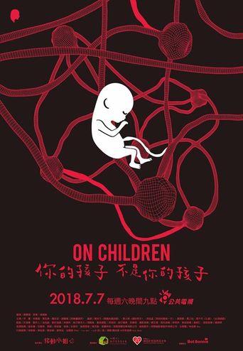 On Children Poster
