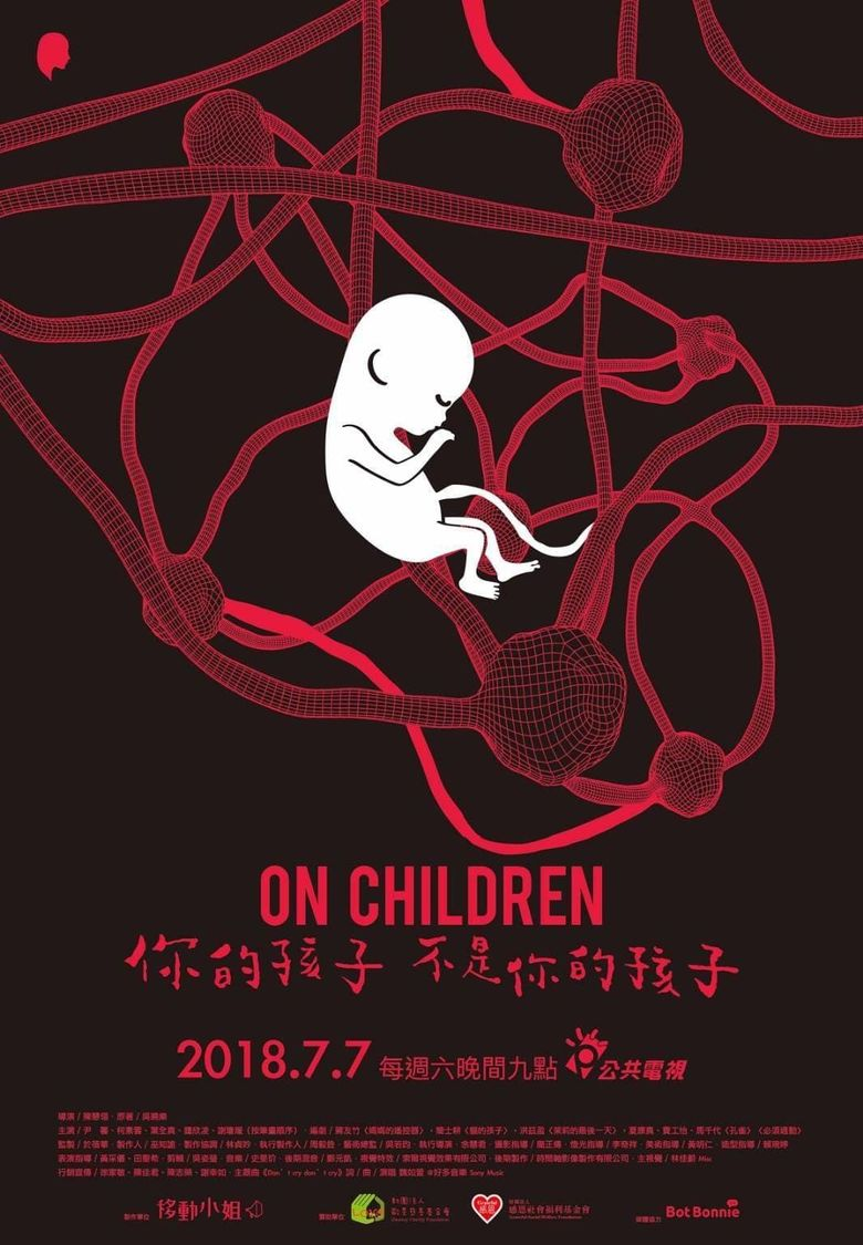 On Children Poster