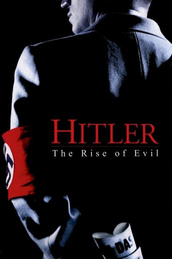 Hitler: The Rise of Evil Poster