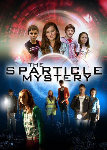 The Sparticle Mystery Poster