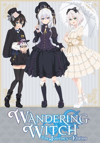 Wandering Witch: The Journey of Elaina Poster