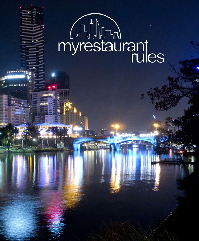 My Restaurant Rules Poster