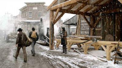 Season 01, Episode 103 Klondike Behind the Scenes