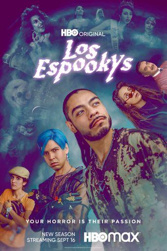 Los Espookys Poster