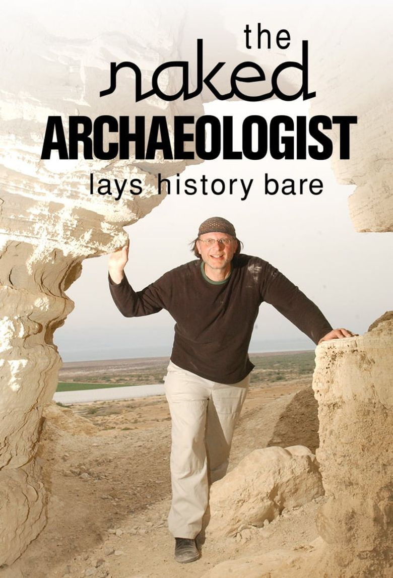 The Naked Archaeologist Poster