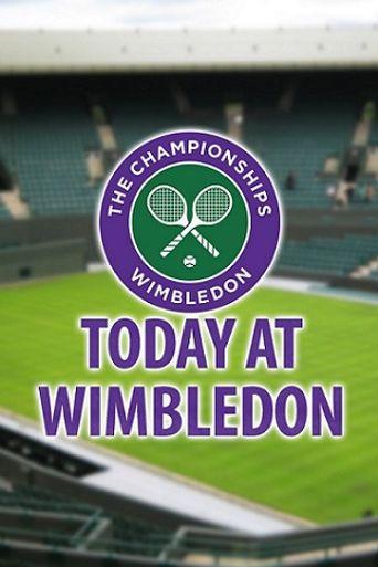 Today at Wimbledon Poster