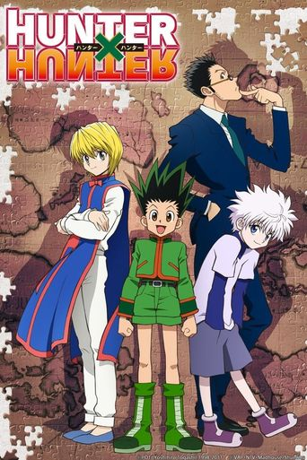 Watch Hunter x Hunter
