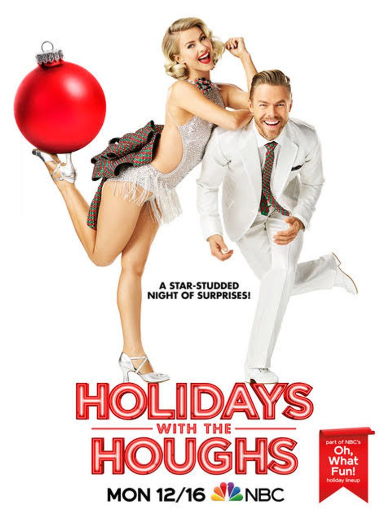 Holidays with the Houghs Poster