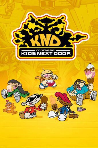 Watch Codename: Kids Next Door