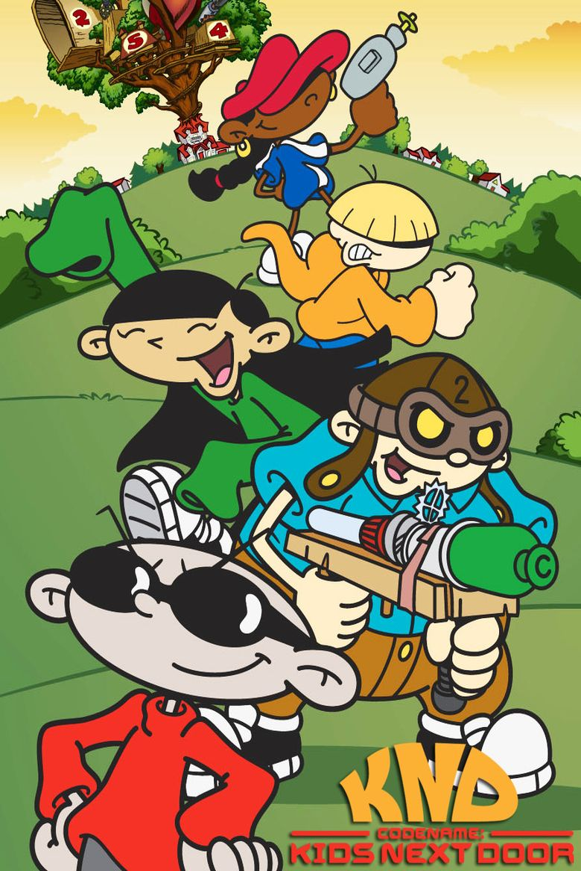 Codename: Kids Next Door Poster
