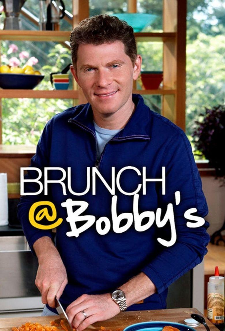 Brunch @ Bobby's Poster