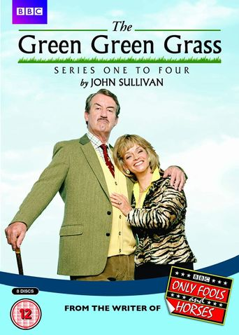 The Green Green Grass Poster