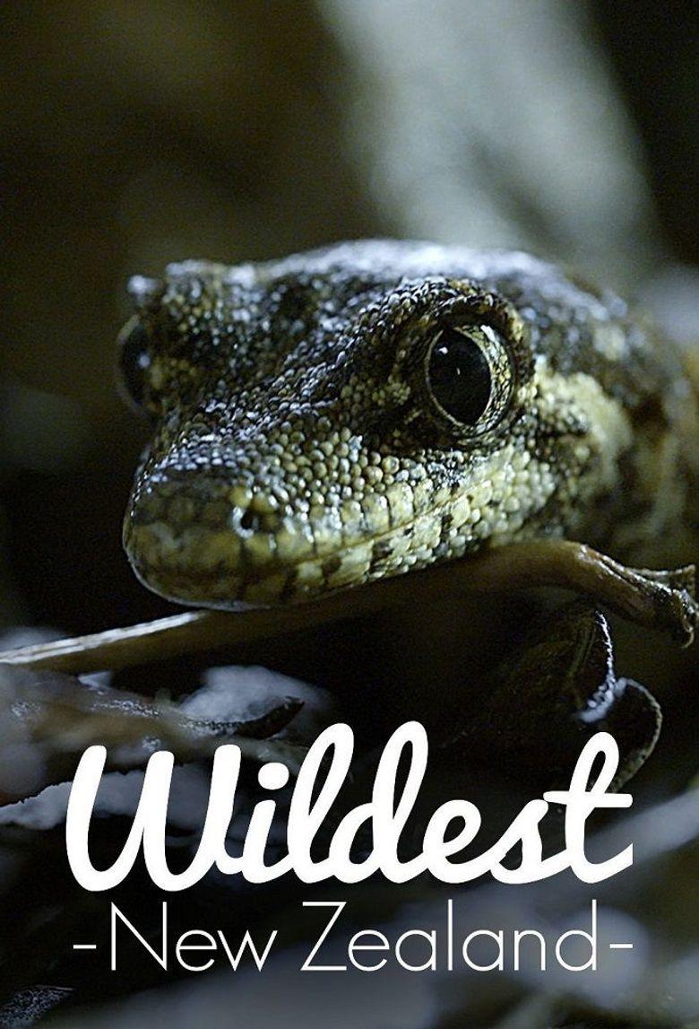Wildest New Zealand Poster