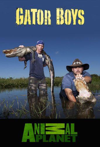 Gator Boys Poster