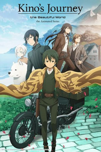 Kino's Journey: The Beautiful World Poster
