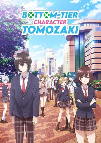 Bottom-tier Character Tomozaki Poster