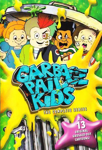 Garbage Pail Kids Poster