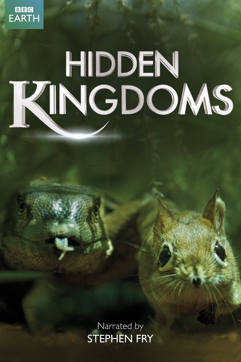 Hidden Kingdoms Poster