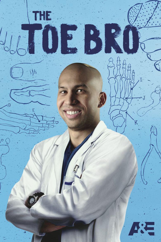 The Toe Bro Poster