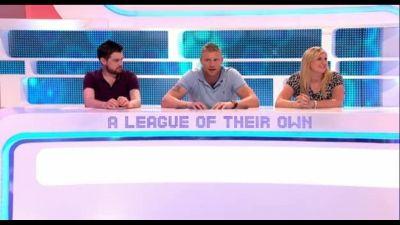 Season 06, Episode 02 Chris Hoy, David Walliams and Rebecca Adlington