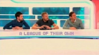 Season 06, Episode 05 Shane Warne, Frank Lampard, Jason Manford and Gabby Logan