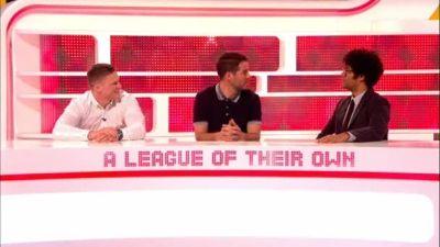 Season 07, Episode 04 Paula Radcliffe, Chris Ashton and Richard Ayoade