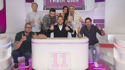 Season 11, Episode 04 Nick Grimshaw, Niall Horan and Kirsty Gallacher