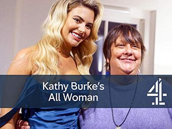 Kathy Burke's All Woman Poster
