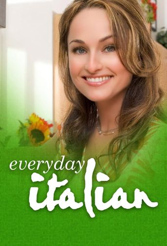 Everyday Italian Poster