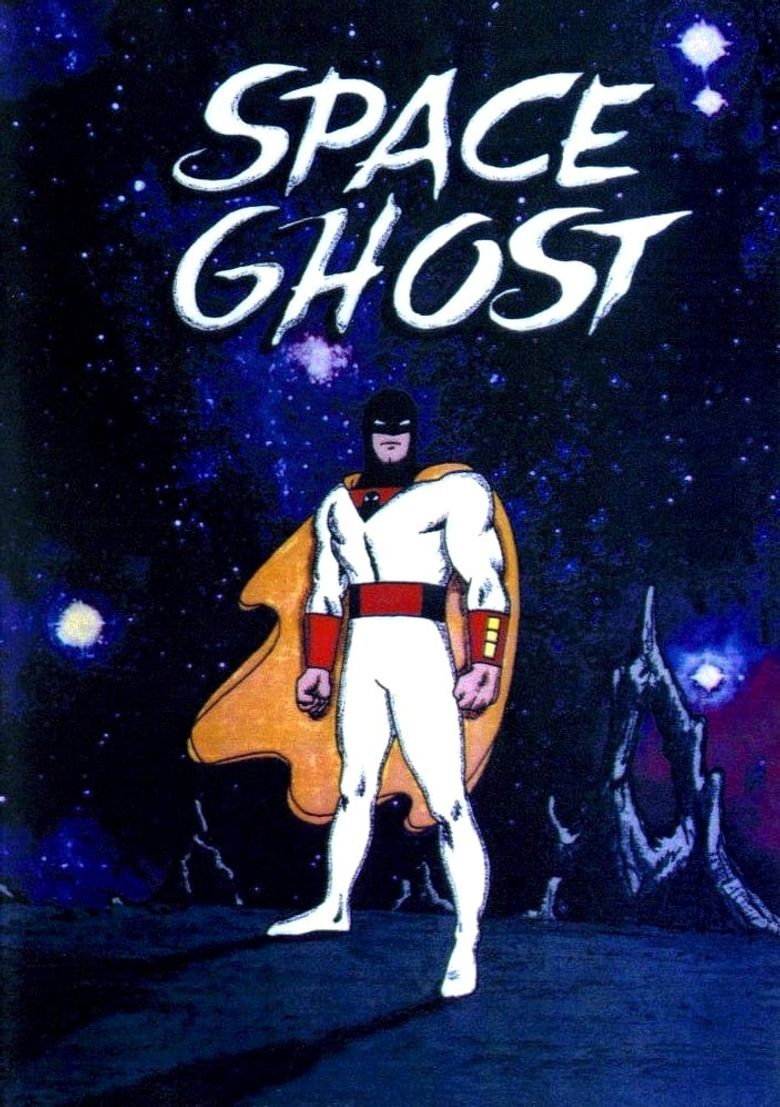 Space Ghost and Dino Boy Poster