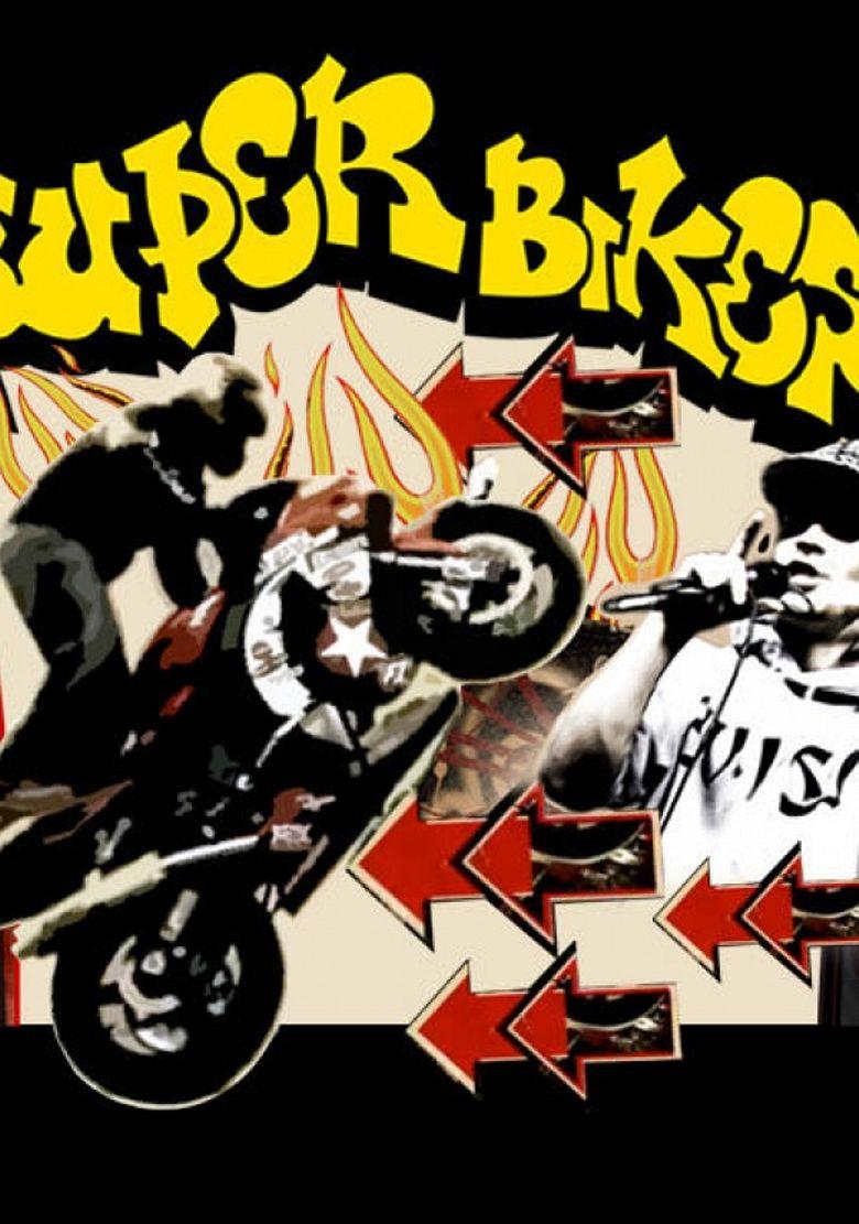 Super Bikes! Poster