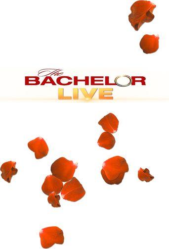 The Bachelor Live Poster