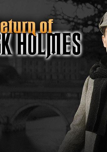 The Return of Sherlock Holmes Poster