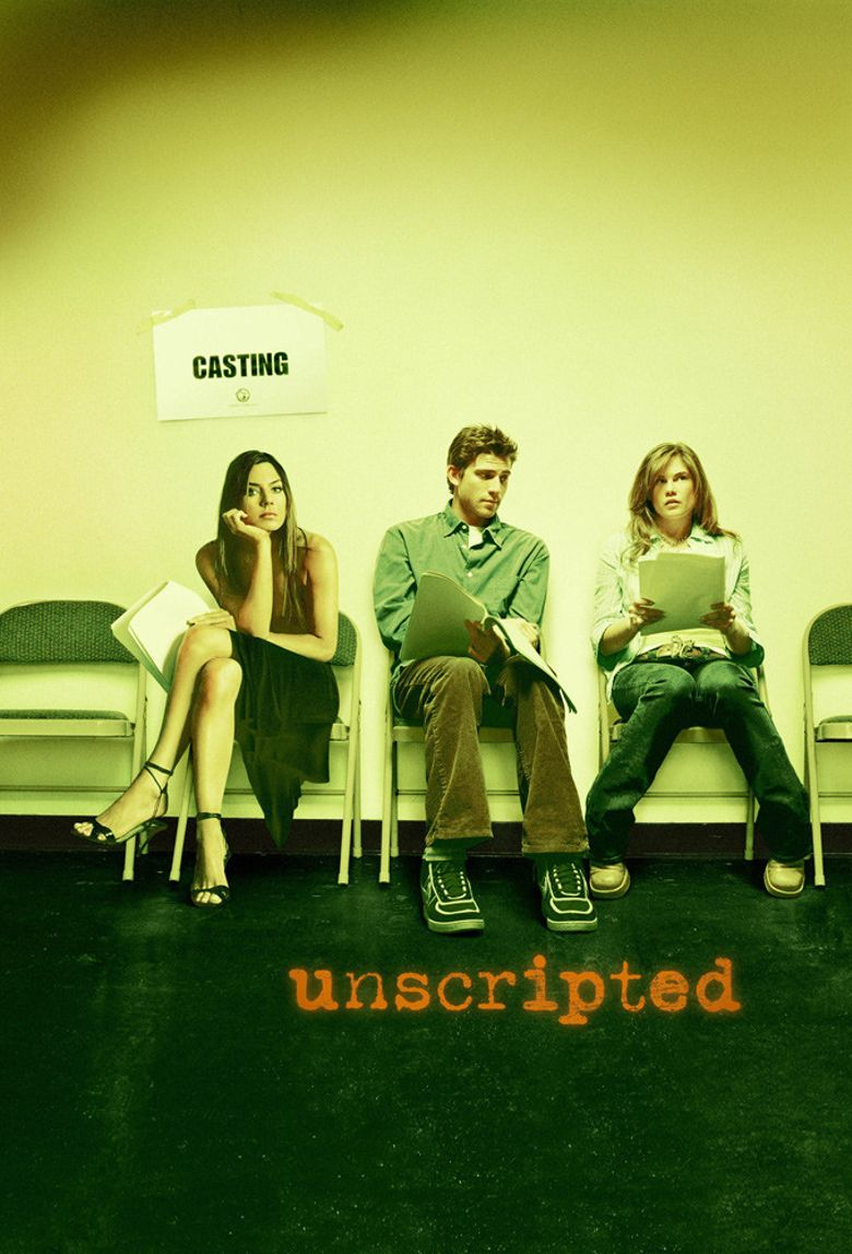 Unscripted Poster