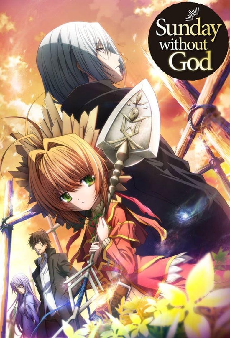Kamisama no Inai Nichiyoubi Poster