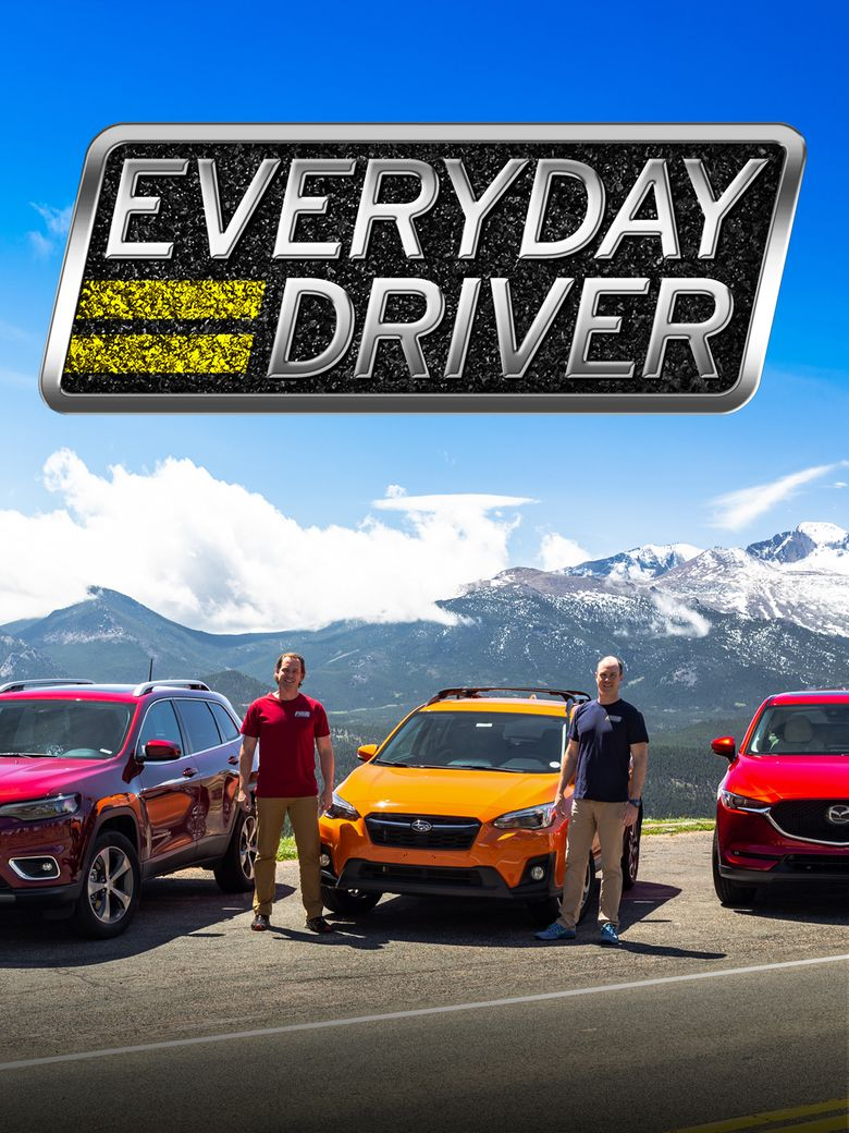 Everyday Driver Poster