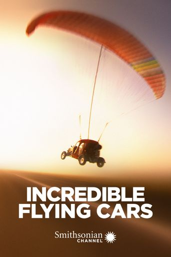 Incredible Flying Cars Poster