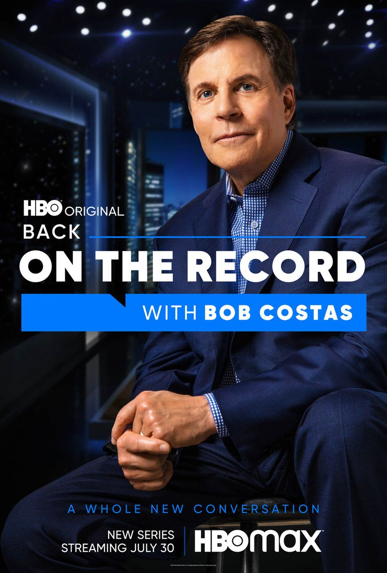 Back on the Record with Bob Costas Poster