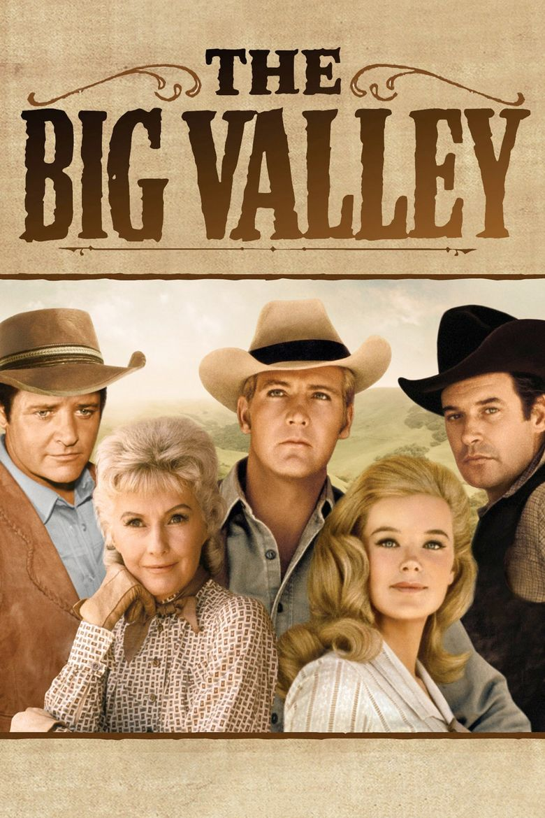 The Big Valley Poster