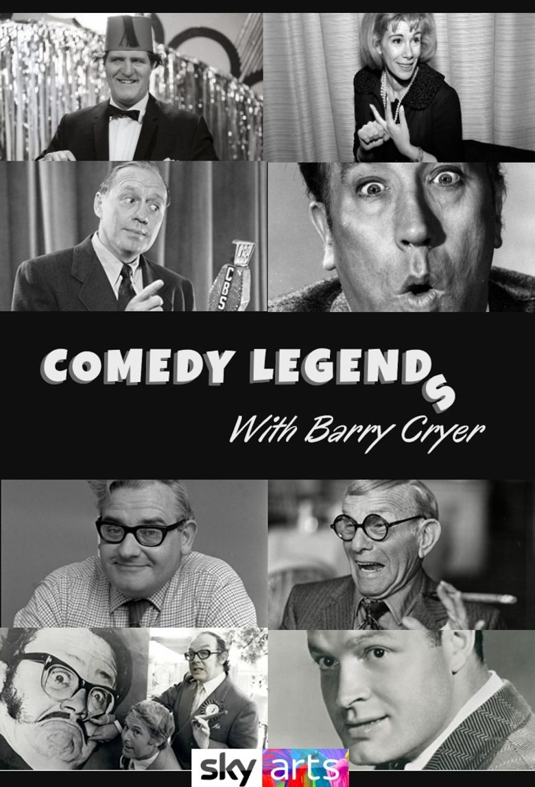 Comedy Legends Poster
