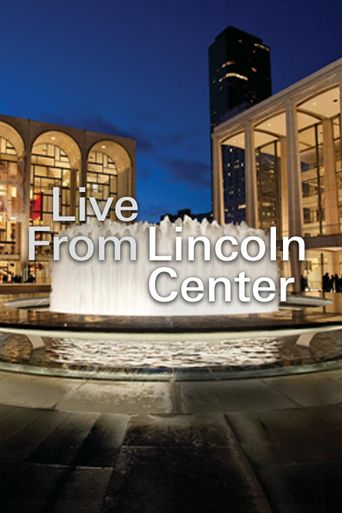 Watch Live from Lincoln Center