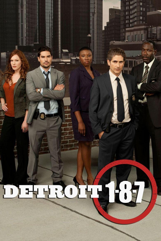 Detroit 1-8-7 Poster