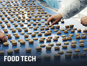 Food Tech Poster