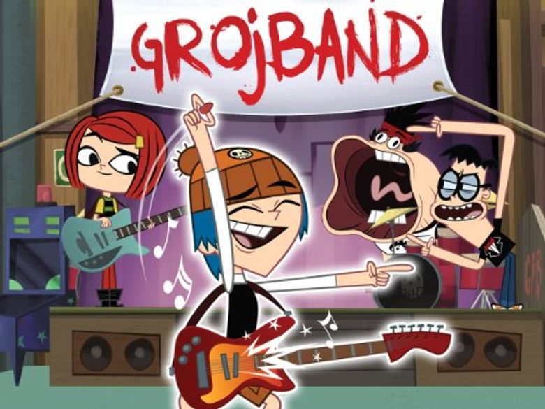 Grojband Poster