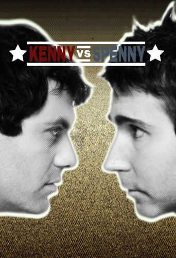 Kenny vs. Spenny Poster