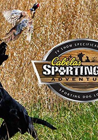 Cabela's SportingDog Adventures Poster